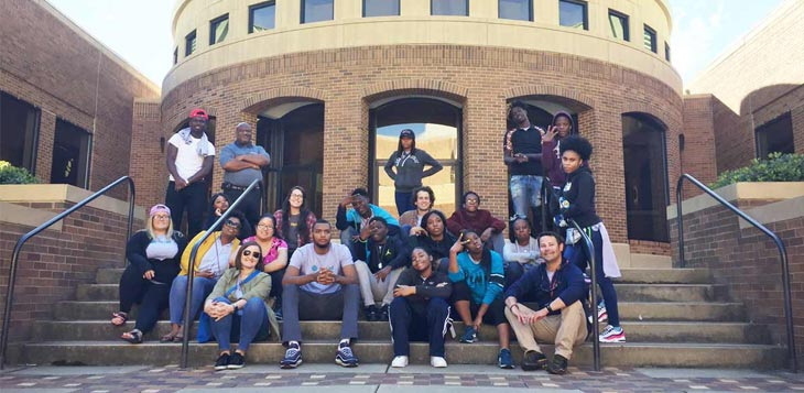 SYTA Youth Foundation and Partners Welcome THREAD Students for a Silver Lining Program Trip to Birmingham, Alabama