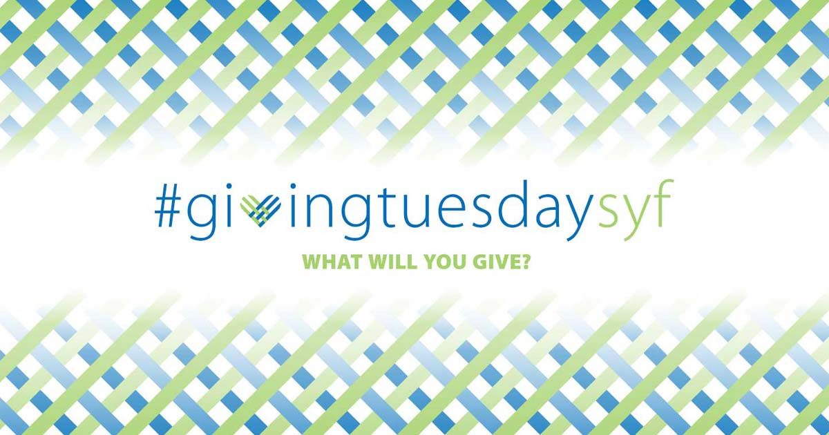 SYF GivingTuesday